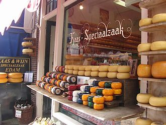 Edam cheese - Shop with an assortment of Edam cheeses