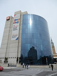 Caja inmaculada wikipedia la enciclopedia libre for Ibercaja banco oficinas