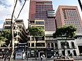 Edificios desde la Alameda Central, Ciudad de México.jpg