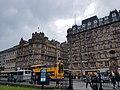 Edinburgh, 42, 43, 44 Princes Street, Old Waverley Hotel.jpg