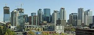 Edmonton Skyline NW 2017
