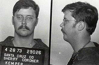Paper Dove - Dion's murder of his mother echoes Edmund Kemper's final murder; both killed their mothers and cut out their vocal cords.