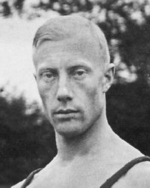 Eduard Hermann (racewalker) - Image: Eduard Hermann (racewalker)