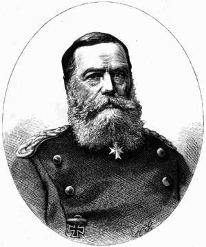 Eduard Vogel von Falckenstein - Eduard Vogel von Falckenstein