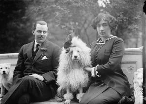 Edward Beale McLean - Image: Edward Beale Mc Lean and Evalyn Walsh