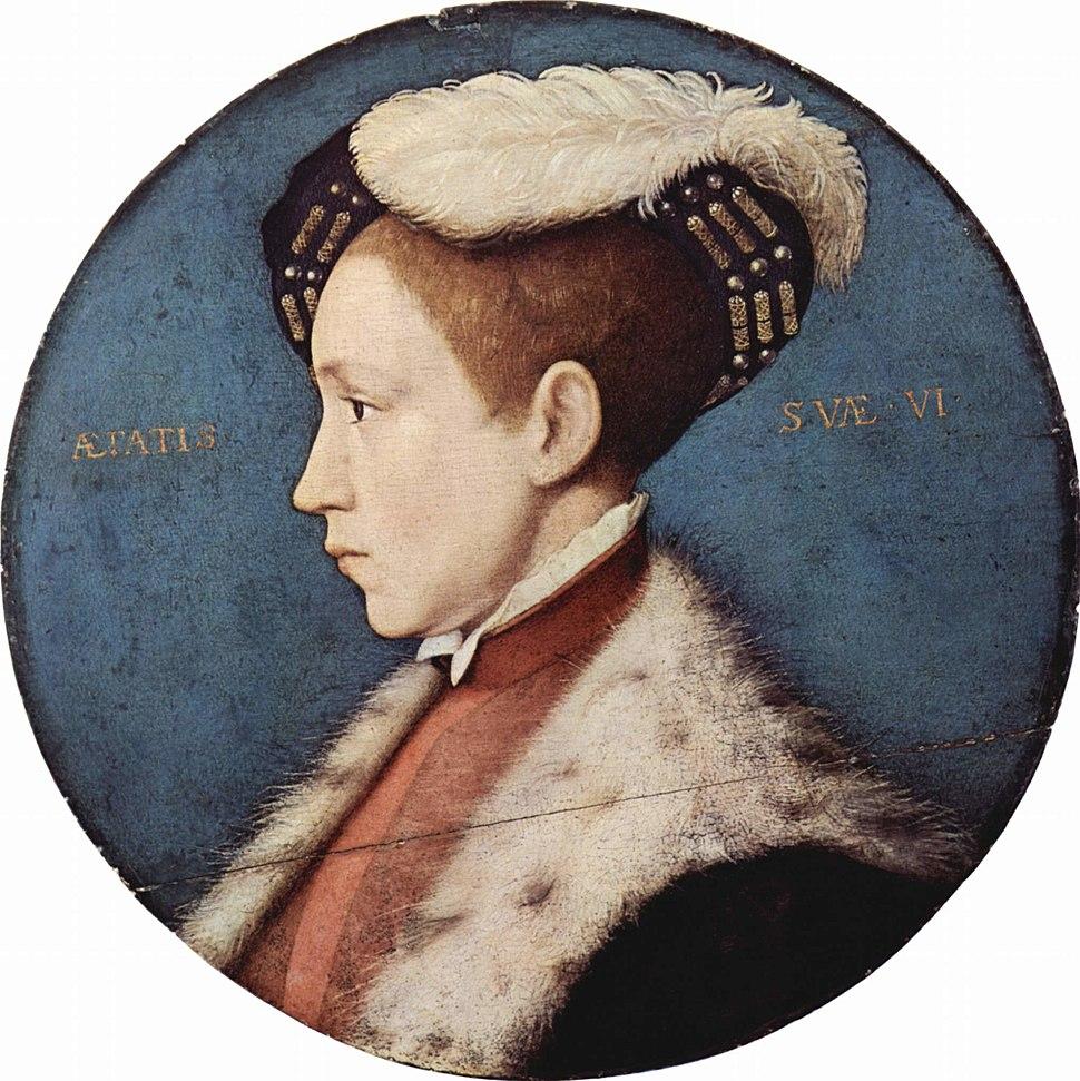 Edward VI, aged 6