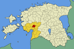 Are Parish within Pärnu County.