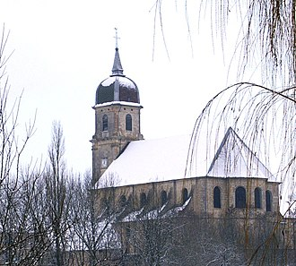 Scey-sur-Saône-et-Saint-Albin - Image: Eglisehiver