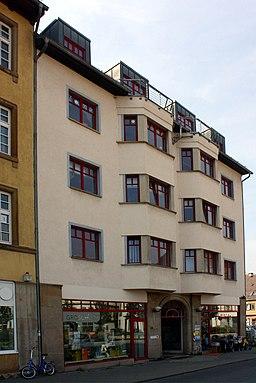 Eichenstraße in Erfurt
