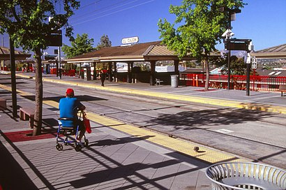How to get to El Cajon Transit Center with public transit - About the place