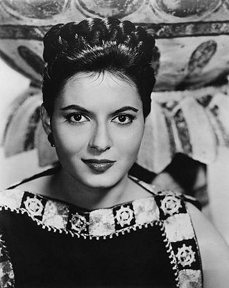 Elana Eden - Publicity photo, 1960