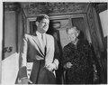 Eleanor Roosevelt and John F. Kennedy in New York - NARA - 196360.tif