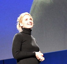 Elizabeth Gilbert, author of 'Eat Pray Love', at TED, on 'Amusing Muses'.jpg