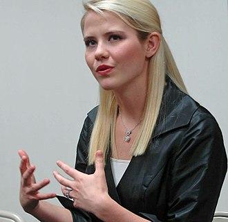Elizabeth Smart - Smart in 2012
