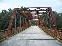Ellaville FL US 90 Hillman bridge north03.jpg