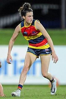 Eloise Jones (footballer) Australian rules footballer