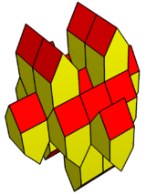 Elongated gyrobifastigium equilateral honeycomb.png