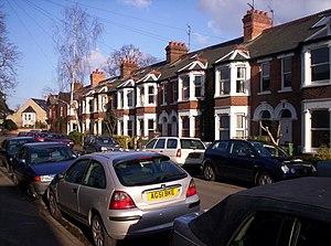 Newnham, Cambridgeshire - Eltisley Avenue - a typical street in Newnham Croft