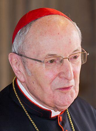 Joachim Meisner - Meisner in 2014.