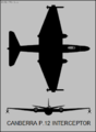 English Electric Canberra P.12.png