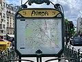 Entrée Station Métro Avron Paris 3.jpg