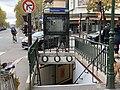 Entrée Station Métro Exelmans Paris 6.jpg