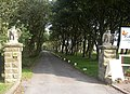 Entrance to the Raven Hall Country House Hotel, Stainton Dale - geograph.org.uk - 249380.jpg
