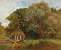 Ernestine von Kirchsberg - By the Mill Weir.jpg