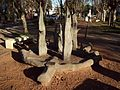 Esculturas rambla Av San Martín 8.JPG