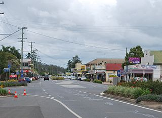 Esk, Queensland Town in Queensland, Australia