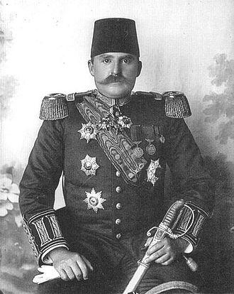 Treaty of Niš (1914) - Essad Pasha Toptani