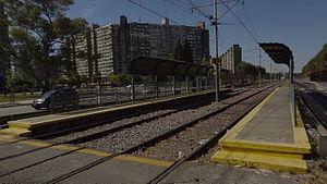 General Savio (Buenos Aires Premetro) - Image: Estación General Savio (2)