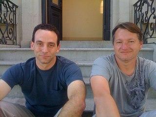 Ethan Reiff and Cyrus Voris
