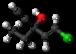 Ethchlorvynol