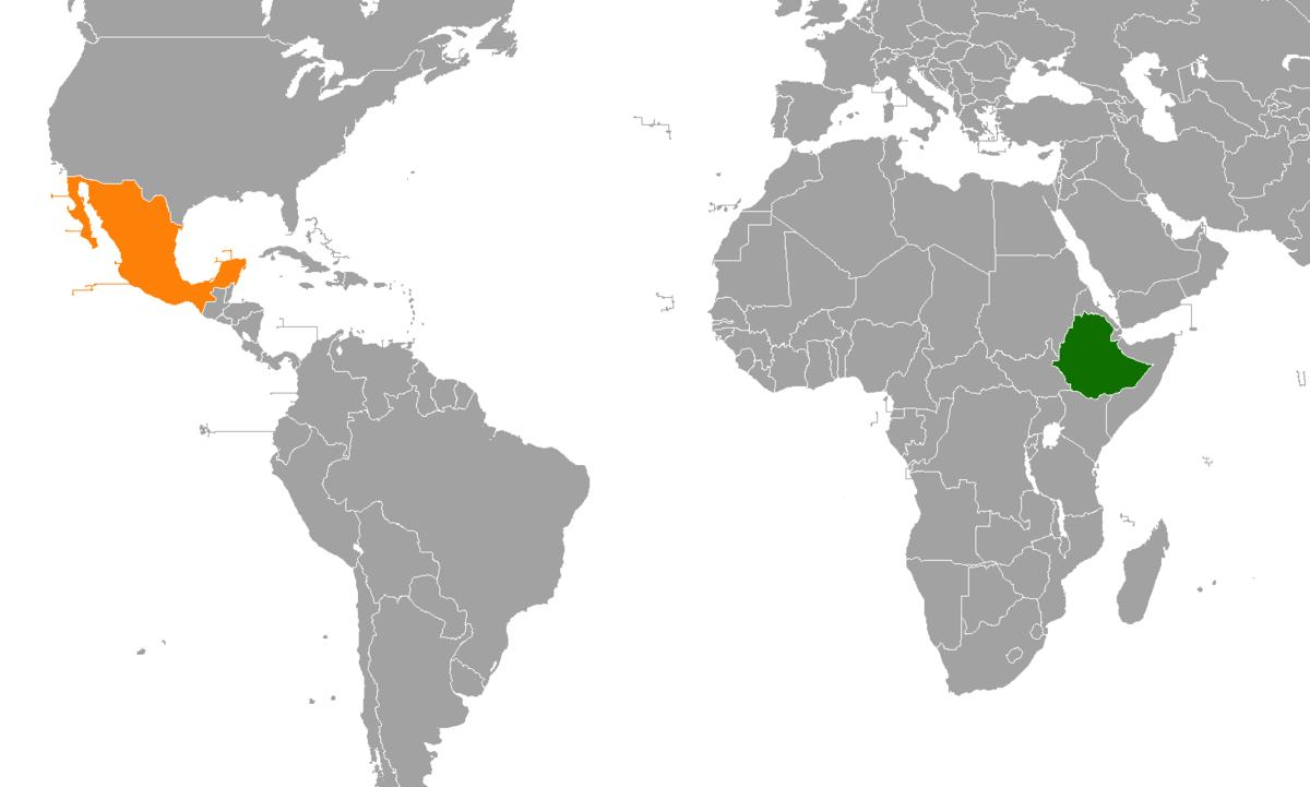 EthiopiaMexico relations Wikipedia
