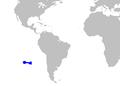 Etmopterus pycnolepis distmap.png
