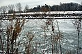 Etobicoke Creek at Marie Curtis Park, in winter.jpg