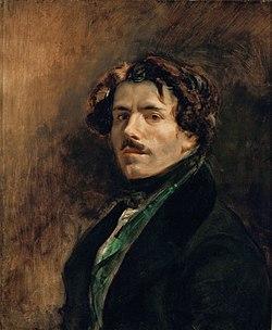 Eugène Delacroix - Portrait de l'artiste (ca.1837).jpg
