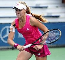 Eugenie Bouchard agli US Open Junior 2010