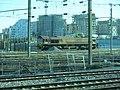 Euro Cargo Rail locomotive class 66 (66225) at Levallois.jpg