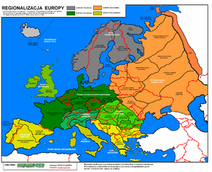 Europa-regionalizacja