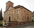 Ev.-luth. Kirche St. Georg von 1821 - Meinhard-Grebendorf Kirchstraße 2 - panoramio.jpg