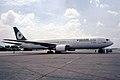 Eva Air Boeing 767-35EER; B-16605@SGN;29.09.1997 BEO (5553197988).jpg