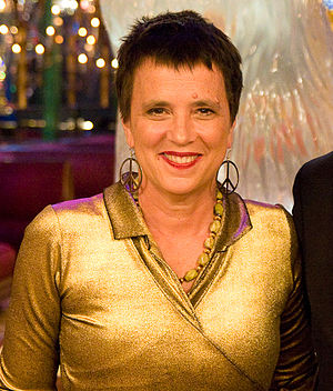 Eve Ensler - Ensler in March 2011