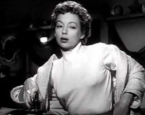 Evelyn Keyes - Keyes in 99 River Street
