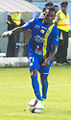 Ever Quiñonez durante un partido con la camisa de Delfín SC.jpg