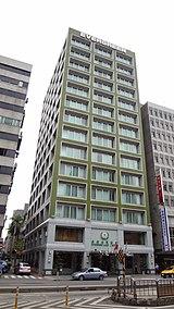 長栄桂冠酒店(台北)