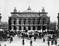 Exterior of Paris Opera House, ca. 1890 - 1920.jpg