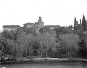 Linda Vista Community Hospital - Original building in 1905