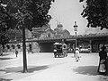 Főpályaudvar a Bayrische Strasse felől. Fortepan 18171.jpg